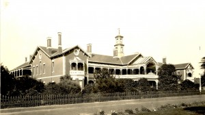 Ballarat Orphanage, my home from the age of 4 to 15