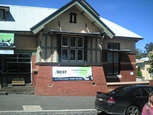 Wakma, aka Warrawee Reception Centre at 28 Victoria Street Ballarat